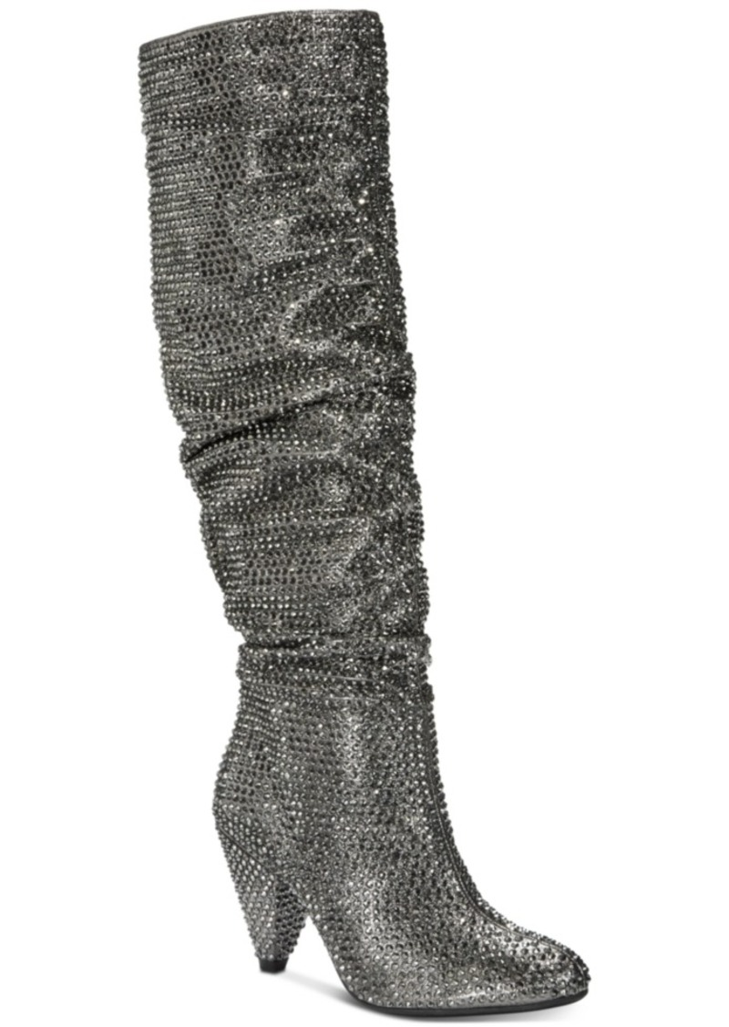 INC International Concepts Inc Women's Gerii Dress Boots, Created for Macy's Women's Shoes