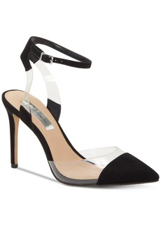 INC International Concepts Inc Women's Kaija Pointed-Toe Evening Pumps, Created for Macy's Women's Shoes