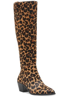 INC International Concepts Inc Women's Launa Pointed-Toe Boots, Created for Macy's Women's Shoes