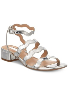 I.n.c. Women's Leticia Strappy Block-Heel Sandals, Created for Macy's Women's Shoes