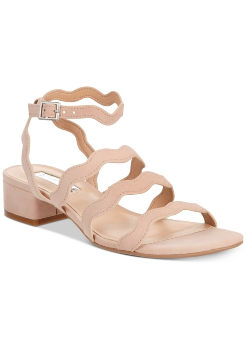5152ce42f24 INC International Concepts I.n.c. Women s Leticia Strappy Block-Heel Sandals