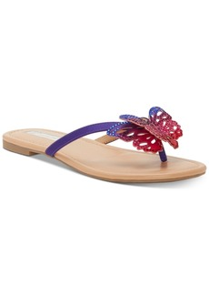 INC International Concepts I.n.c. Women's Marsha Butterfly Flip-Flop Sandals, Created for Macy's Women's Shoes