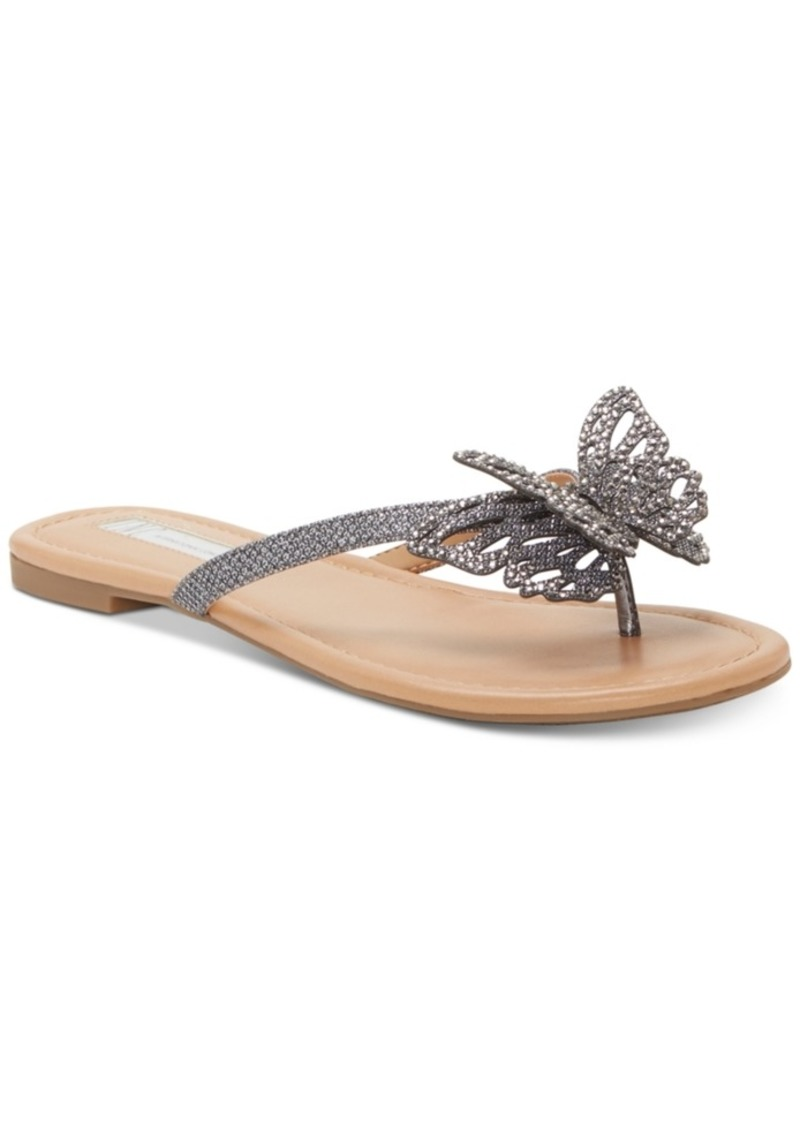 a81a86d09 INC International Concepts I.n.c. Women s Marsha Butterfly Flip-Flop Sandals