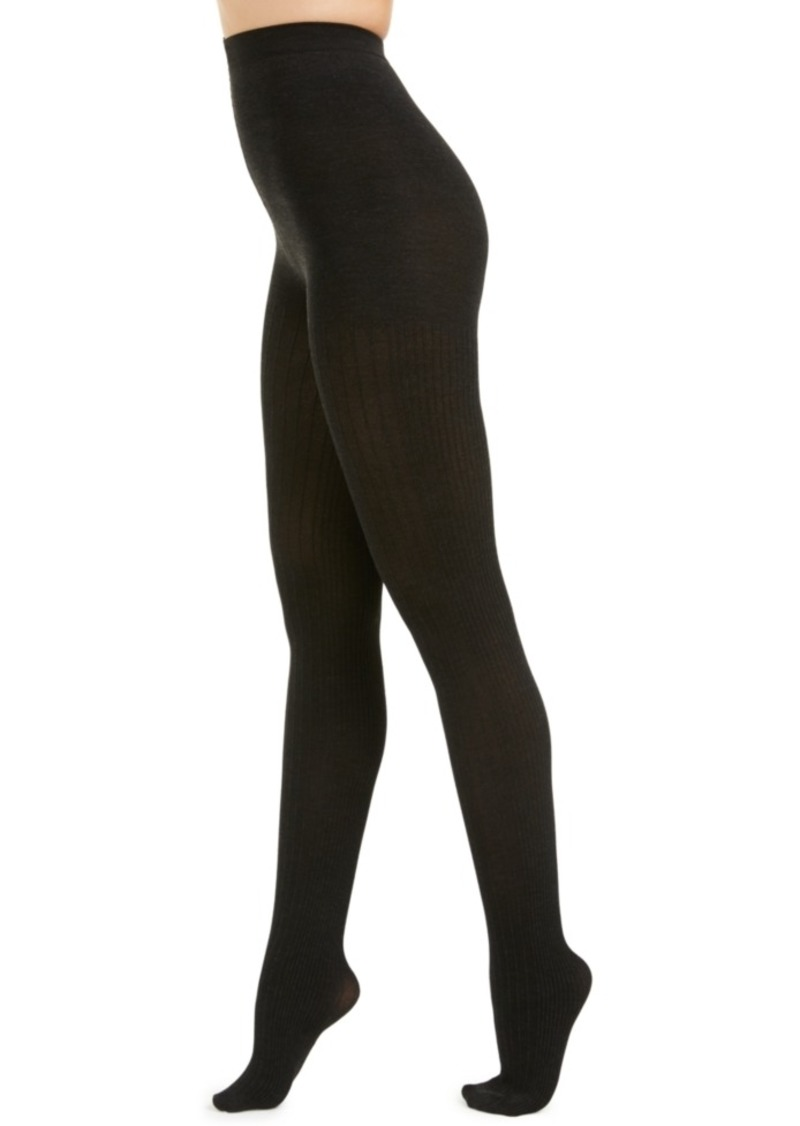 INC International Concepts I.n.c. Women's Sweater-Knit Tights, Created For Macy's