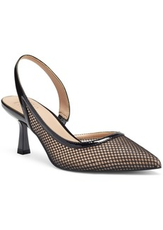 INC International Concepts I.n.c. Women's Tevy Slingback Pumps, Created for Macy's Women's Shoes