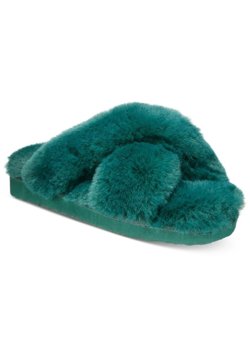 INC International Concepts Inc Women's Yayla Slide-On Slippers, Created for Macy's Women's Shoes