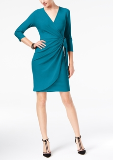 INC International Concepts I.n.c. Wrap Dress, Created for Macy's