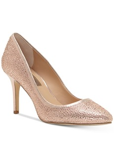I.n.c. Zitah Pointed Toe Rhinestone Evening Pumps, Created for Macy's Women's Shoes