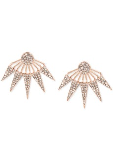 M. Haskell for Inc International Concepts Pave Burst Earring Jackets, Only at Macy's
