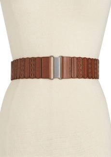 Inc International Concepts Casual Panel Stretch Belt, Only At Macy's