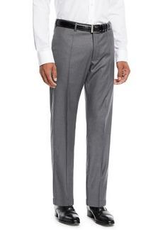 Incotex Benson 150s Wool Standard-Fit Trousers