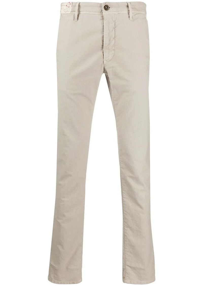 Incotex casual tailored trousers