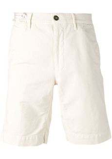 Incotex classic chino shorts