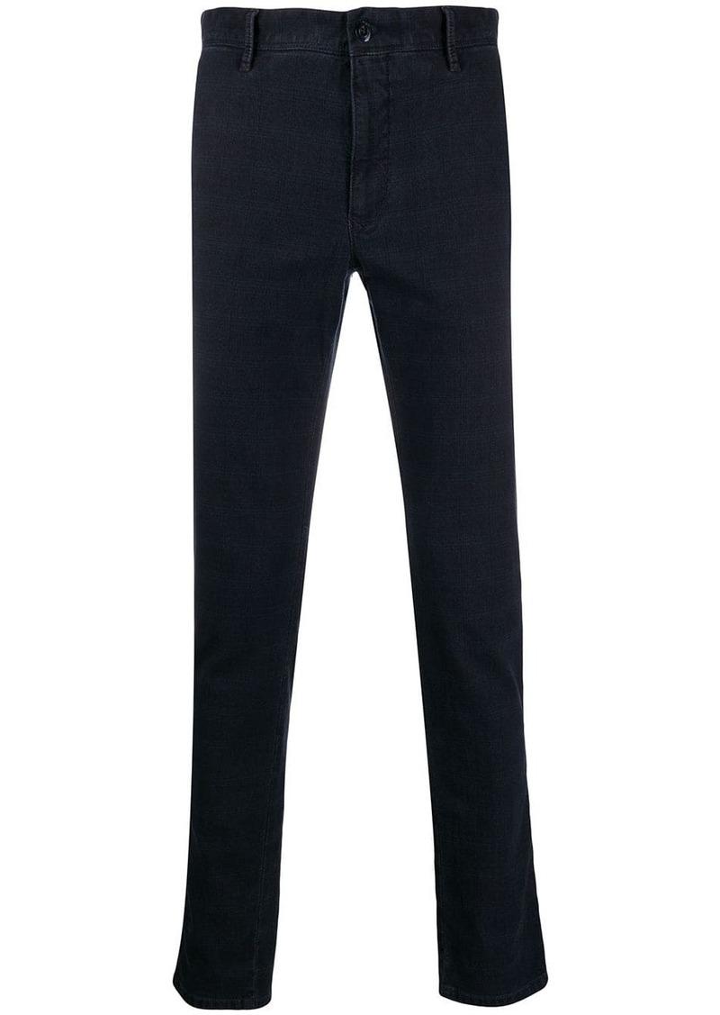 Incotex classic slim trousers