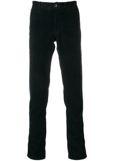 Incotex corduroy straight-leg trousers