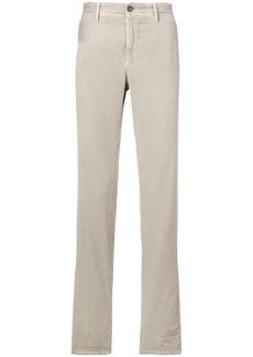 Incotex corduroy straight leg trousers