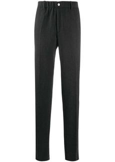 Incotex elasticated waist trousers