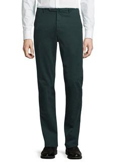 Incotex Benn Standard-Fit Stretch Cotton Pants