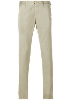 Incotex casual chino trousers - Nude & Neutrals