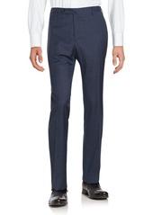 Incotex Checked Woolen Pants