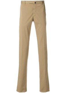 Incotex chino trousers - Brown