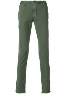 Incotex chino trousers - Green