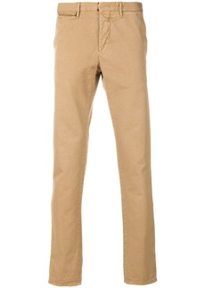 Incotex chino trousers - Nude & Neutrals