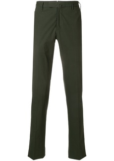 Incotex classic chinos - Green