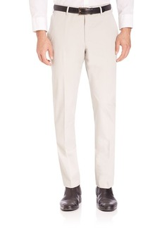 Incotex Dressy Cotton Pants