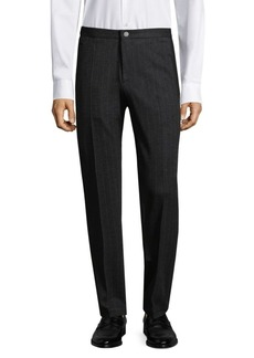 Incotex Malone Pinstriped Wool Trousers