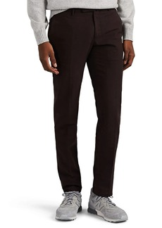 Incotex Men's Cotton Slim Trousers