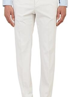 Incotex Men's M-Body Modern-Fit Stretch-Cotton Trousers