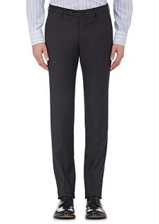 Incotex Men's S-Body Slim-Fit Wool Trousers