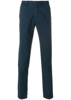 Incotex slim-fit chinos - Blue