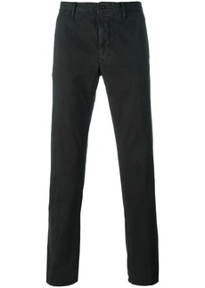 Incotex slim-fit trousers - Brown