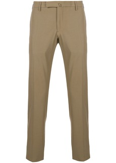 Incotex slim fit trousers - Brown