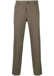 Incotex slim fit trousers - Green