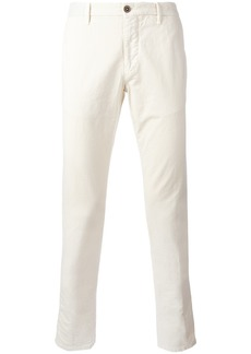 Incotex straight-leg trousers - Nude & Neutrals