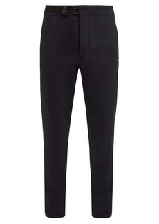 Incotex Urban Traveller technical trousers