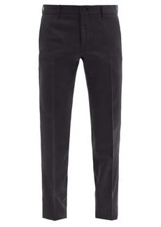 Incotex Urban Traveller wool-blend trousers