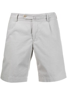 Incotex knee-length chino shorts