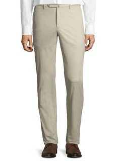 Incotex Micky Slim-Fit Stretch-Gabardine Pants