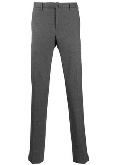 Incotex micro-check suit trousers