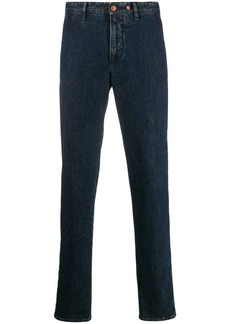 Incotex relaxed-fit straight-leg jeans