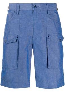 Incotex slim-fit cargo shorts