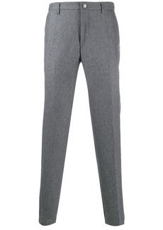 Incotex slim fit tapered trousers