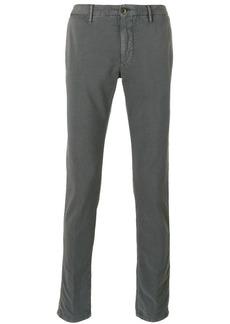 Incotex stonewashed chino trousers