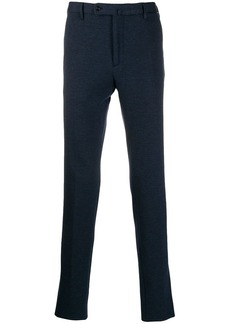 Incotex straight leg chino trousers