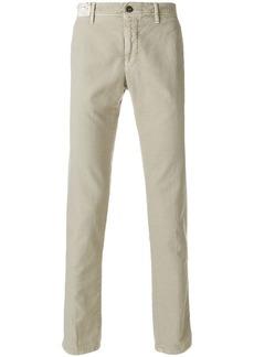 Incotex straight-leg suit trousers