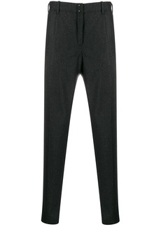 Incotex tailored straight-leg trousers